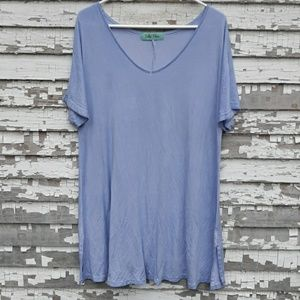 Filly flair tunic top or dress.  Size large